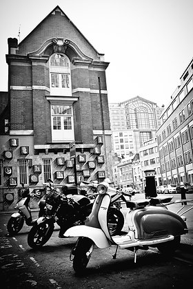 Mods & Rockers - Shoreditch E2