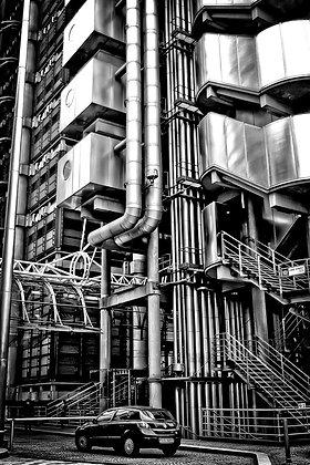 2 Futuristic - Lloyds Building (1)