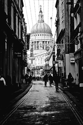 St Paul's Cathedral - The City