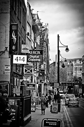 Sign city - Coldharbour Lane Brixton