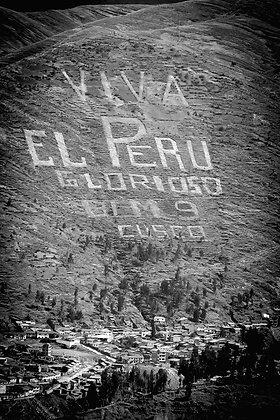 Proud to be Peruvian - Cusco Valley Peru