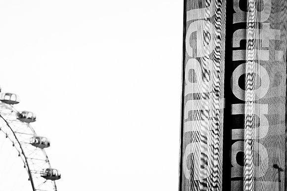 London Eye & National Film Theatre (NFT) banner
