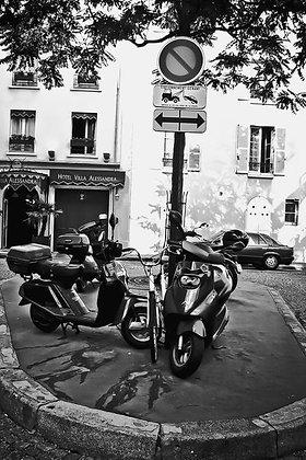 Piaggos & Mopeds