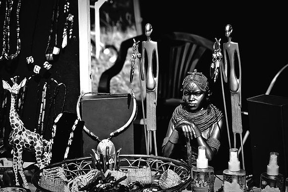 African Jewellery - Jerk Fest (London)