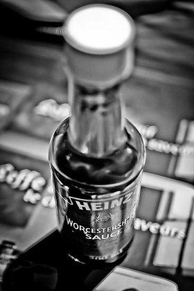 Worcester sauce - auberge (Calais)