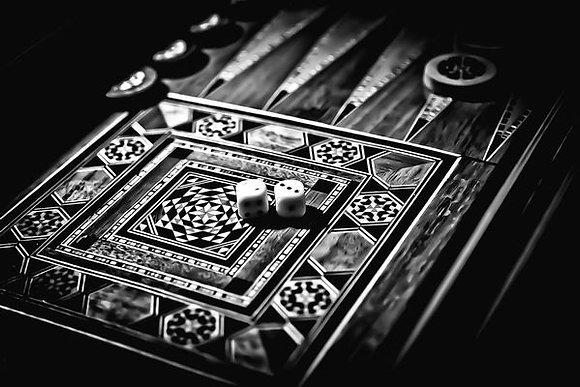 Backgammon aka Taholah