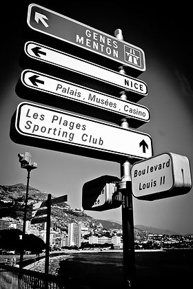 All roads lead to...the French Riviera