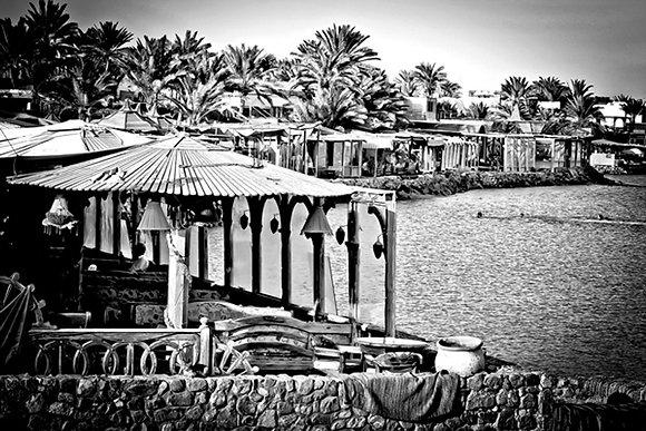 Sunset - Dahab Harbour Egypt