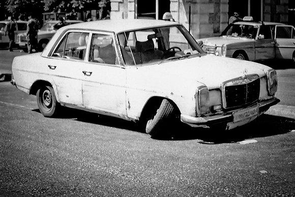 Anyone for a taxi cab? - Tripoli Lebanon
