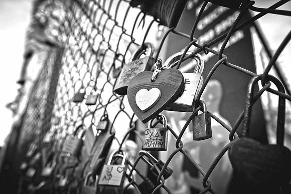 'Love Locks' - Shoreditch