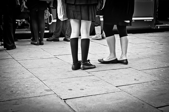 Mind the gap! It's a generation thing