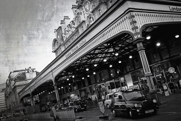 London Victoria Train Station - Belgravia