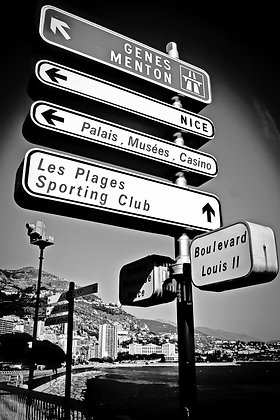 All roads lead to.....the French Riviera!