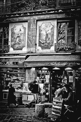 Deli quarter - Rue Mouffetarde Paris