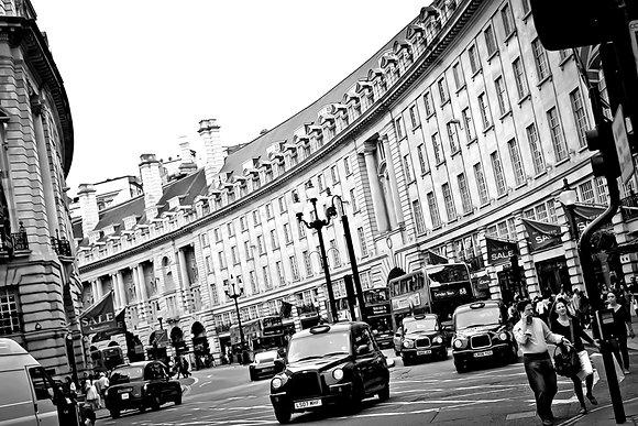 Regents Street - West End