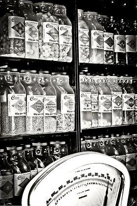 Old 'skool' sweet shop - East Grinstead UK
