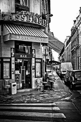 Restaurant, tabac & bar - Paris