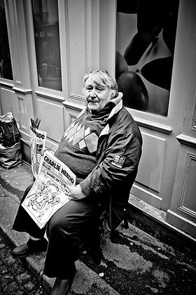 Pre 'Je suis Charlie' - Paris