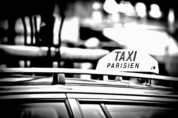 Taxi! Parisien
