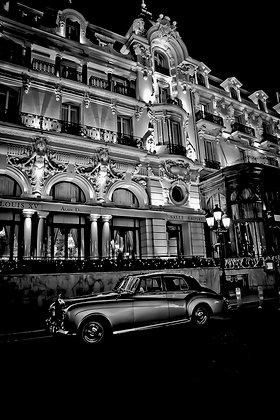 Vintage Rolls - Silver Shadow