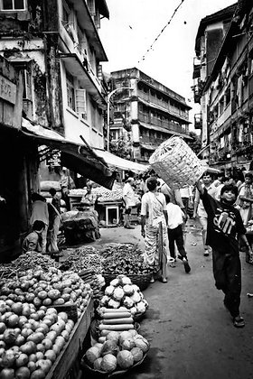 Boyish Bravado! - Market place - New Delhi India