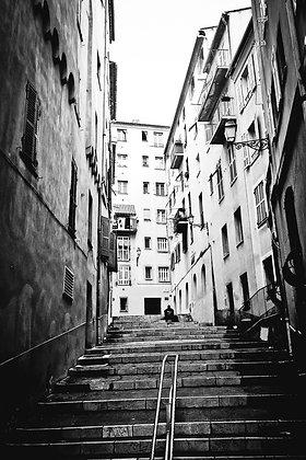 Backstreet time out -Vieux Nice