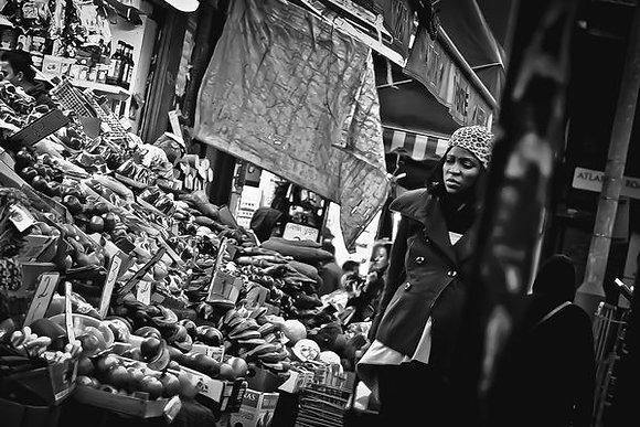 International food market - Brixton