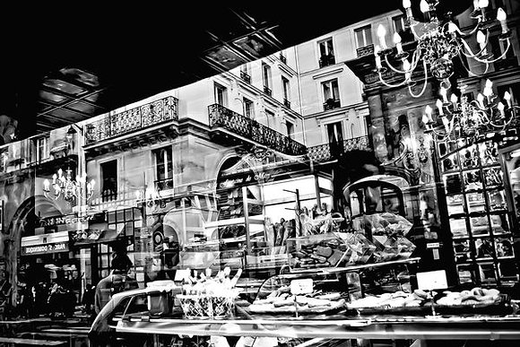 All things Parisian...a reflection