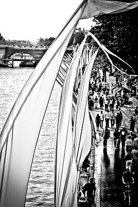 Summer beach - La Seine Paris
