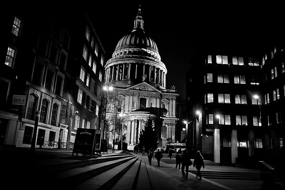 St Paul's Cathedral (landscape)