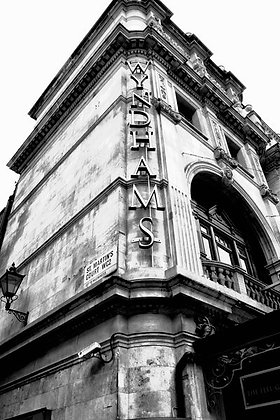 The Wyndham Theatre -The West End