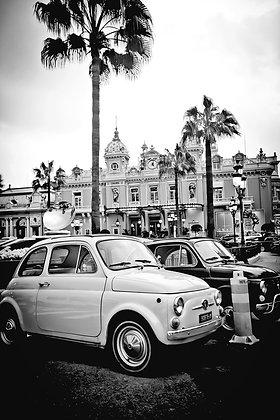 Vintage mini fiats - Monte Carlo