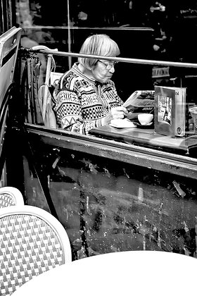 Cafe cafe break - Paris