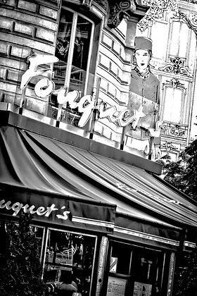 Fouquet's - Champs Elysee Paris