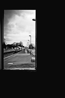 Ivor the Engine  - Iver train station , Bucks UK
