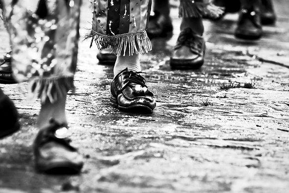 Best foot forward - All Saints Day - Cusco Peru