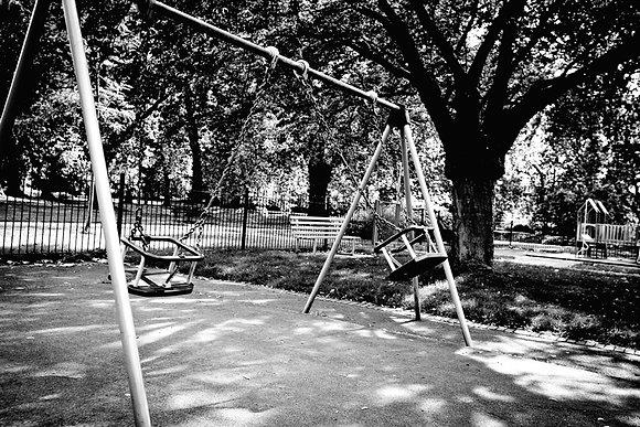 Swings no roundabouts! - Lewisham