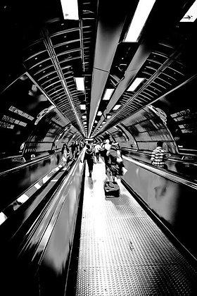 London Underground Overground (arty)