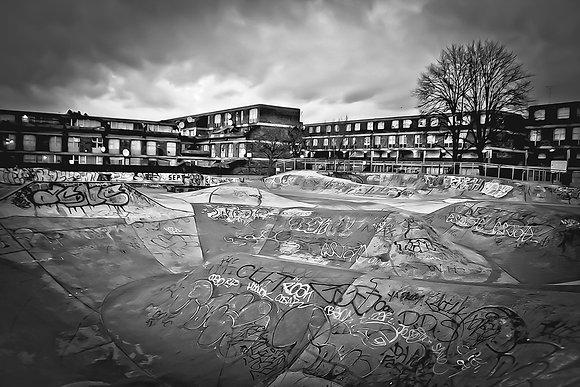 SK8 Park - Stockwell/Brixton Border