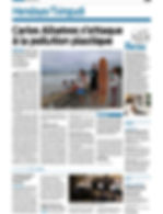 Article 20-08-2018 Sud-Ouest (Jarvin Cre