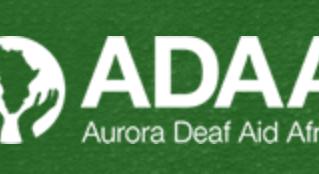 Organizational Spotlight: Aurora Deaf Aid Africa