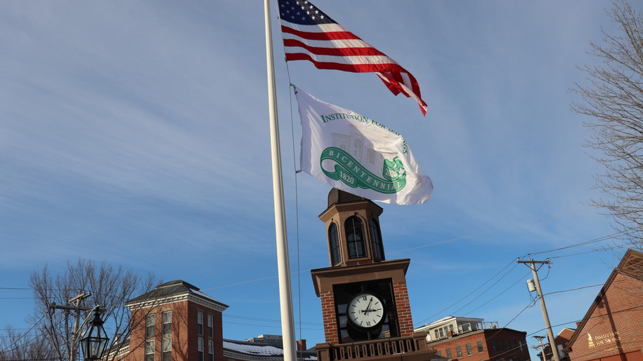 200th Anniversary Flag