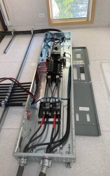 400 Amp Panel