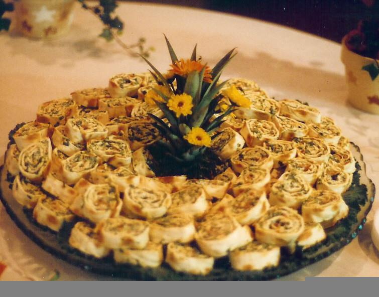 LahVosh Platter