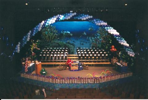 Stage Sea