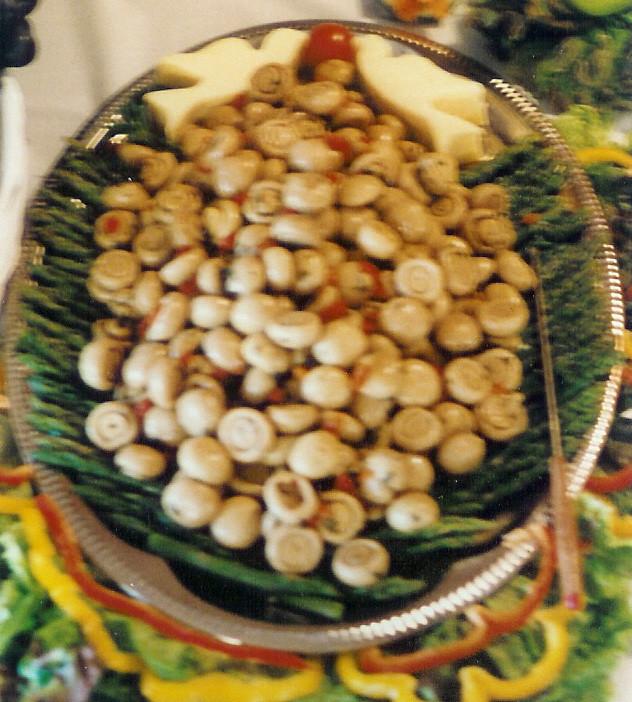 Mushroom Platter