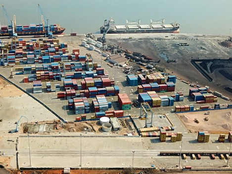 DP World Maputo laying the long-term foundation for million TEU Container Terminal