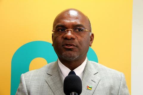 Carlos Mesquita - Minister of Transport