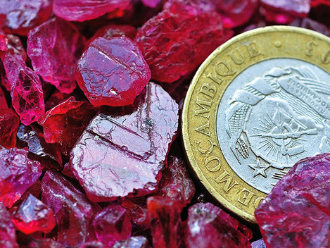 Gemfields rakes in $30.4m at latest Mozambican rubies auction