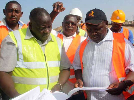 Road linking Kenya to Tanzania to be complete by May